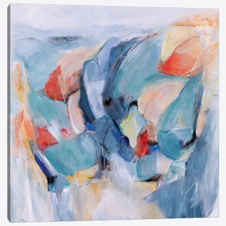 Meltdown   Canvas Print #ART18} by Artzaro Canvas Artwork