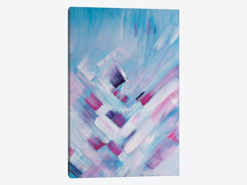Pretty In Pink by Artzaro 1-piece Art Print