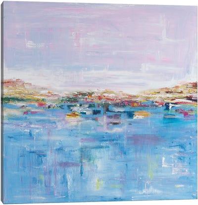 Harbour Canvas Art Print