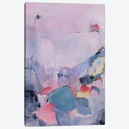 Into The Valley Canvas Print #ART47} by Artzaro Canvas Wall Art