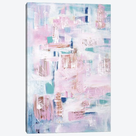 Jaipur Canvas Print #ART48} by Artzaro Canvas Print