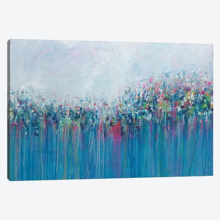 Jewells Canvas Print #ART49} by Artzaro Art Print