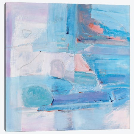 Daydreaming Canvas Print #ART4} by Artzaro Canvas Artwork