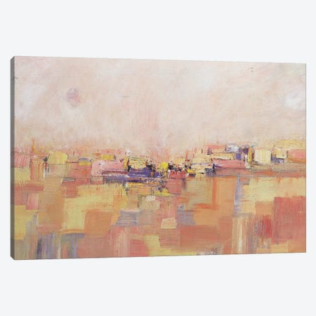 Morocco Canvas Print #ART52} by Artzaro Canvas Wall Art