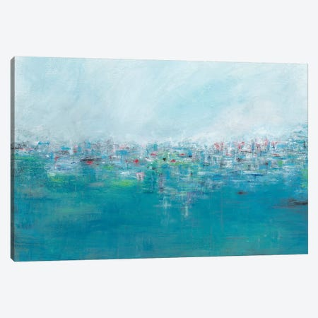 Reef Canvas Print #ART56} by Artzaro Canvas Print