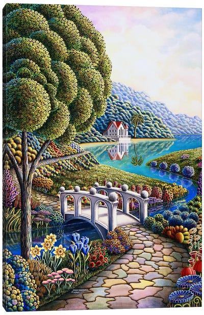 Daffodils II Canvas Art Print