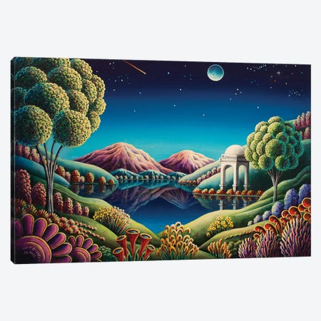 Dreaming Canvas Print #ARU13} by Andy Russell Art Print
