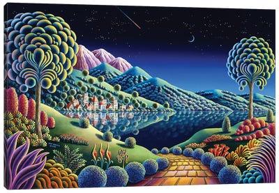 Hidden Lake XXII Canvas Art Print