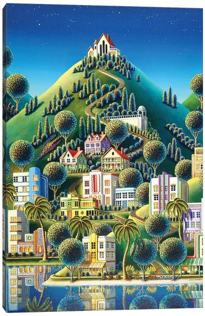 Hidden Village Revisited Canvas Art Print
