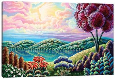Hopes Angel Canvas Art Print