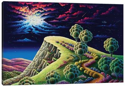 Illumination Point Canvas Art Print