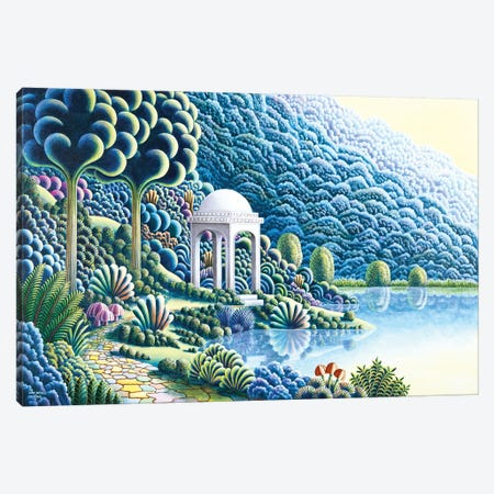 Almost Heaven Canvas Print #ARU2} by Andy Russell Canvas Art