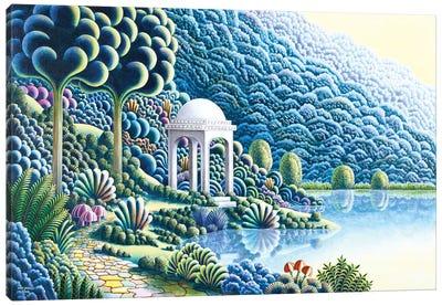Almost Heaven Canvas Art Print