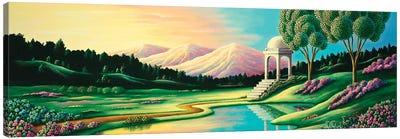 Meditation XII Canvas Art Print