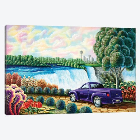 Power Canvas Print #ARU37} by Andy Russell Canvas Artwork