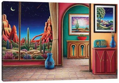 Radio Days XII Canvas Art Print