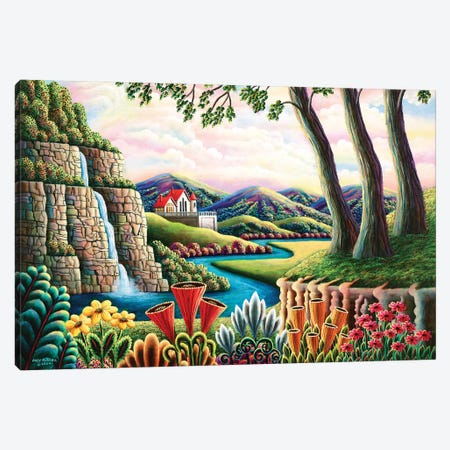 River Of Dreams III Canvas Print #ARU44} by Andy Russell Canvas Art Print