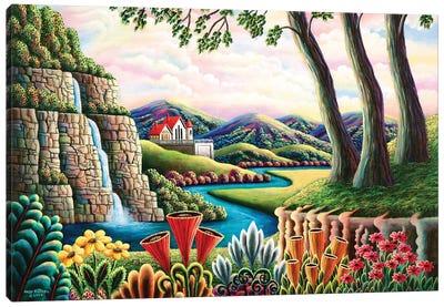 River Of Dreams III Canvas Art Print