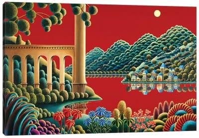 Seventh Soujourn Canvas Art Print