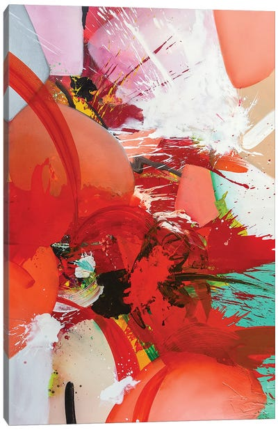 Blodwynn Canvas Art Print