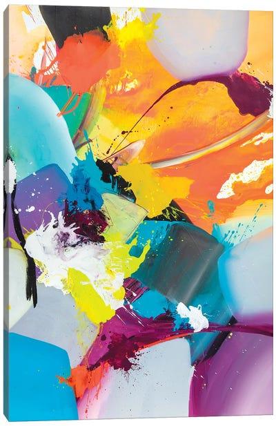 Morfinn Canvas Art Print