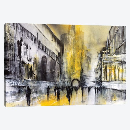 Athora Canvas Print #ARY9} by Anke Ryba Canvas Wall Art