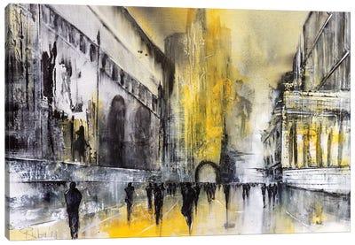 Athora Canvas Art Print