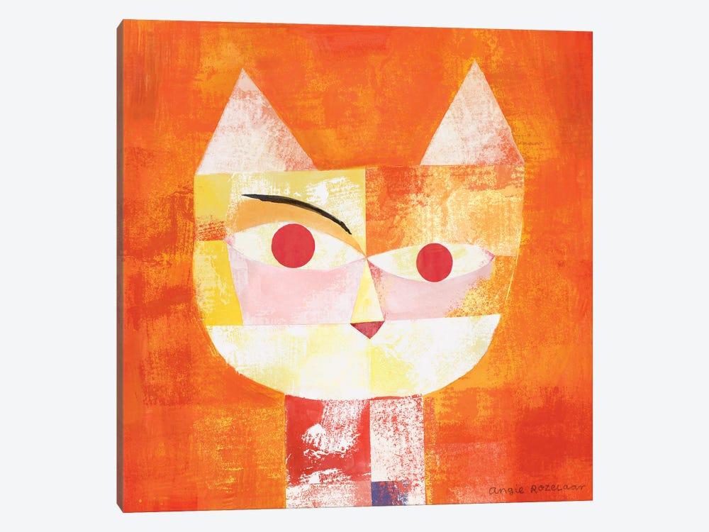Paw Klee by Angie Rozelaar 1-piece Canvas Art