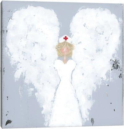 Nurse Angel Canvas Art Print