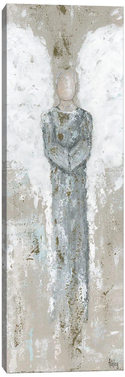 Father Angel Canvas Art Print