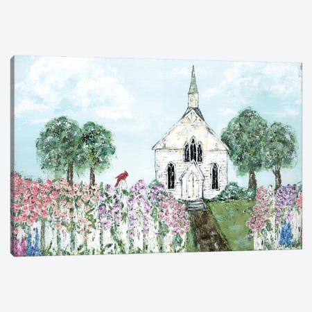Sunday Morning Canvas Print #ASB125} by Ashley Bradley Art Print