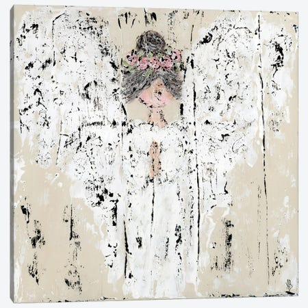 Praying For Hope Canvas Print #ASB135} by Ashley Bradley Canvas Art