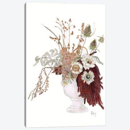 Bountiful Bouquet Canvas Print #ASB145} by Ashley Bradley Canvas Art Print