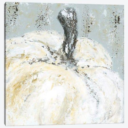 Palette Knife Pumpkin Canvas Print #ASB29} by Ashley Bradley Canvas Art
