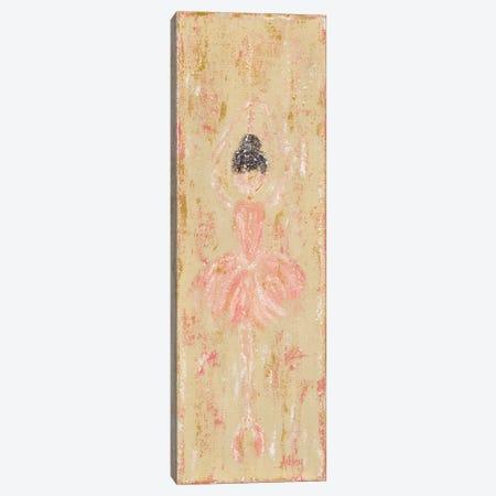Ballerina Girl Canvas Print #ASB55} by Ashley Bradley Canvas Artwork