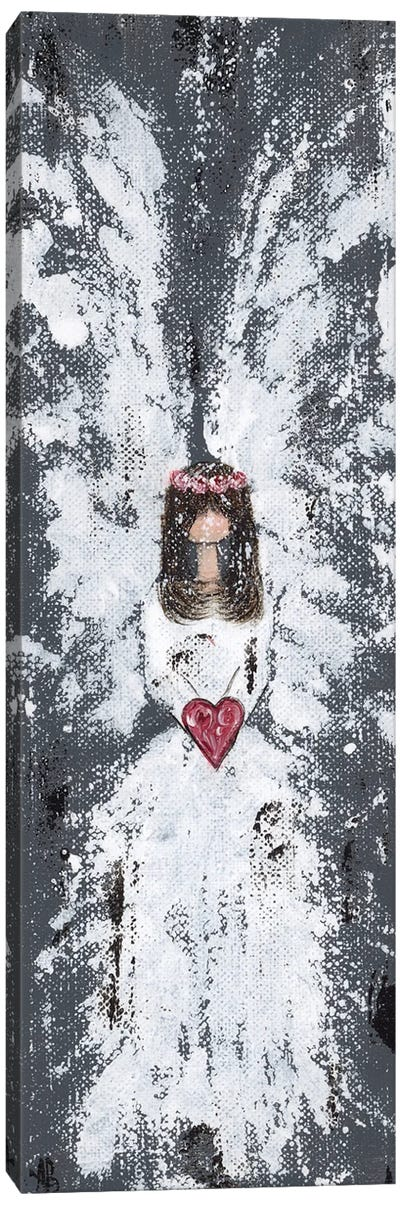 Country Angel Canvas Art Print