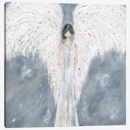 Guardian Angel Canvas Print #ASB79} by Ashley Bradley Art Print
