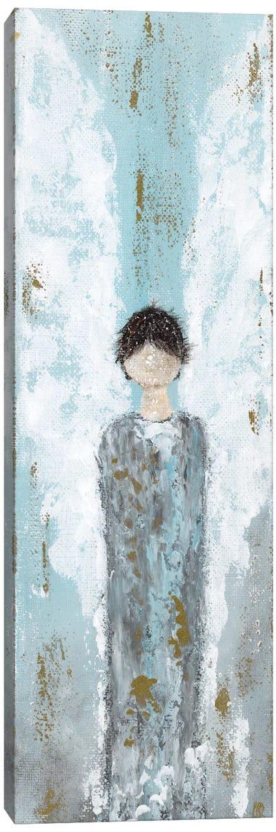 Male Angel Canvas Art Print