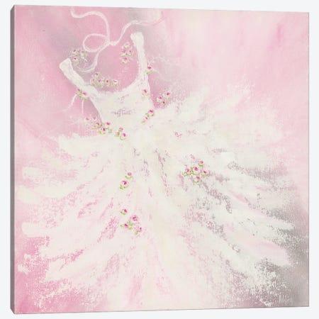 Pink Tutu Canvas Print #ASB99} by Ashley Bradley Canvas Print
