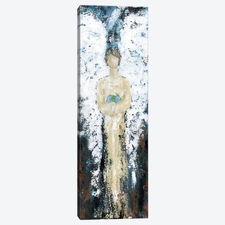 Angel World Canvas Print #ASB9} by Ashley Bradley Art Print