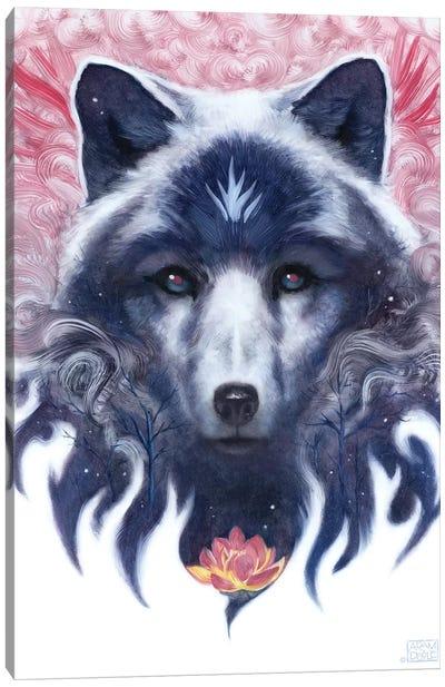 Lupus Liberalitas Canvas Art Print