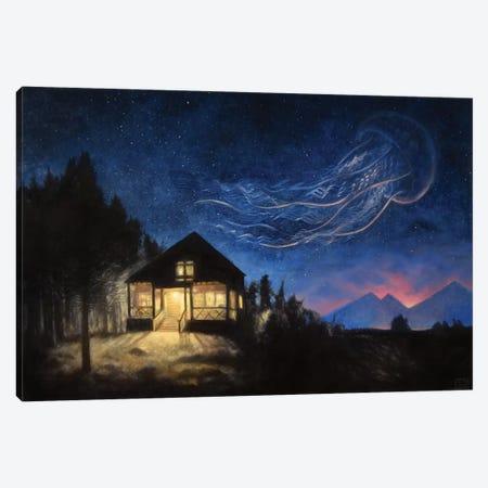 The Unbelieved Canvas Print #ASD21} by Adam S. Doyle Canvas Artwork