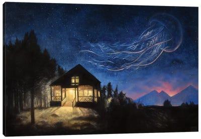 The Unbelieved Canvas Art Print
