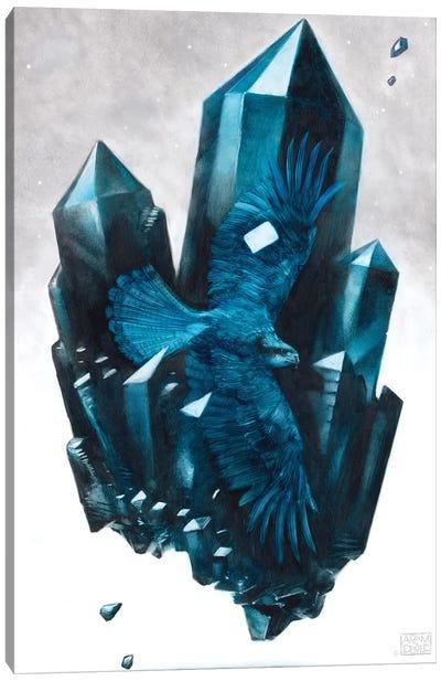 Astral Canvas Art Print