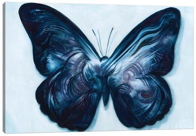 Big Beats, Black Cloud Canvas Art Print