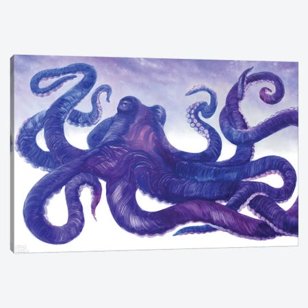 Buoyant Equinimity Canvas Print #ASD7} by Adam S. Doyle Canvas Art
