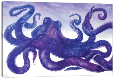 Buoyant Equinimity Canvas Art Print