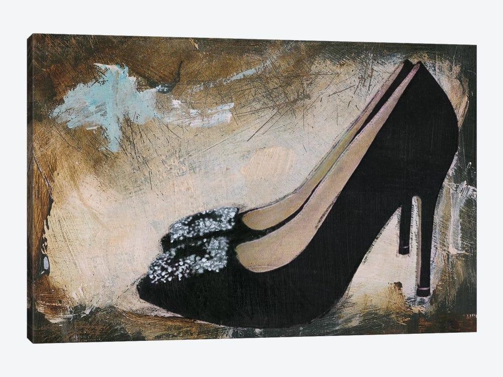 Shoe Box II by Andrea Stajan-Ferkul 1-piece Canvas Art
