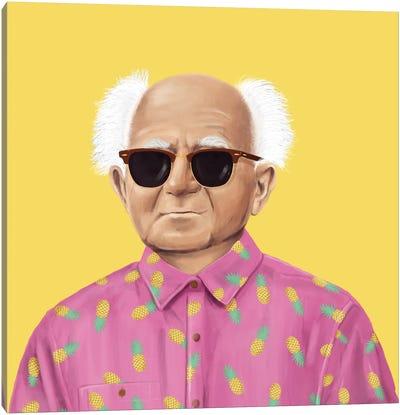 David Ben Gurion Canvas Art Print