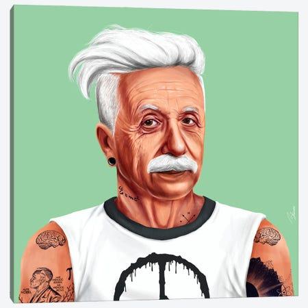 Einstein Canvas Print #ASI25} by Amit Shimoni Canvas Art